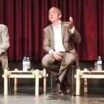 (Deutsch) vlnr: Dr.Erhard Busek, Michael Scherff, Erwin Redl