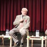 (Deutsch) vlnr: Dr. Franz Kerschbaum, Dr.Erhard Busek, Michael Scherff
