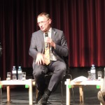(Deutsch) vlnr: Dr. Gerhard Pramhas, Dr. Franz Kerschbaum, Dr.Erhard Busek