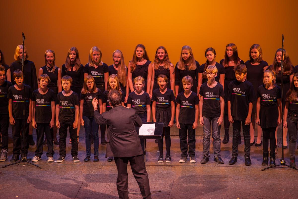Kinder- und Jugendchor der Volksoper Wien