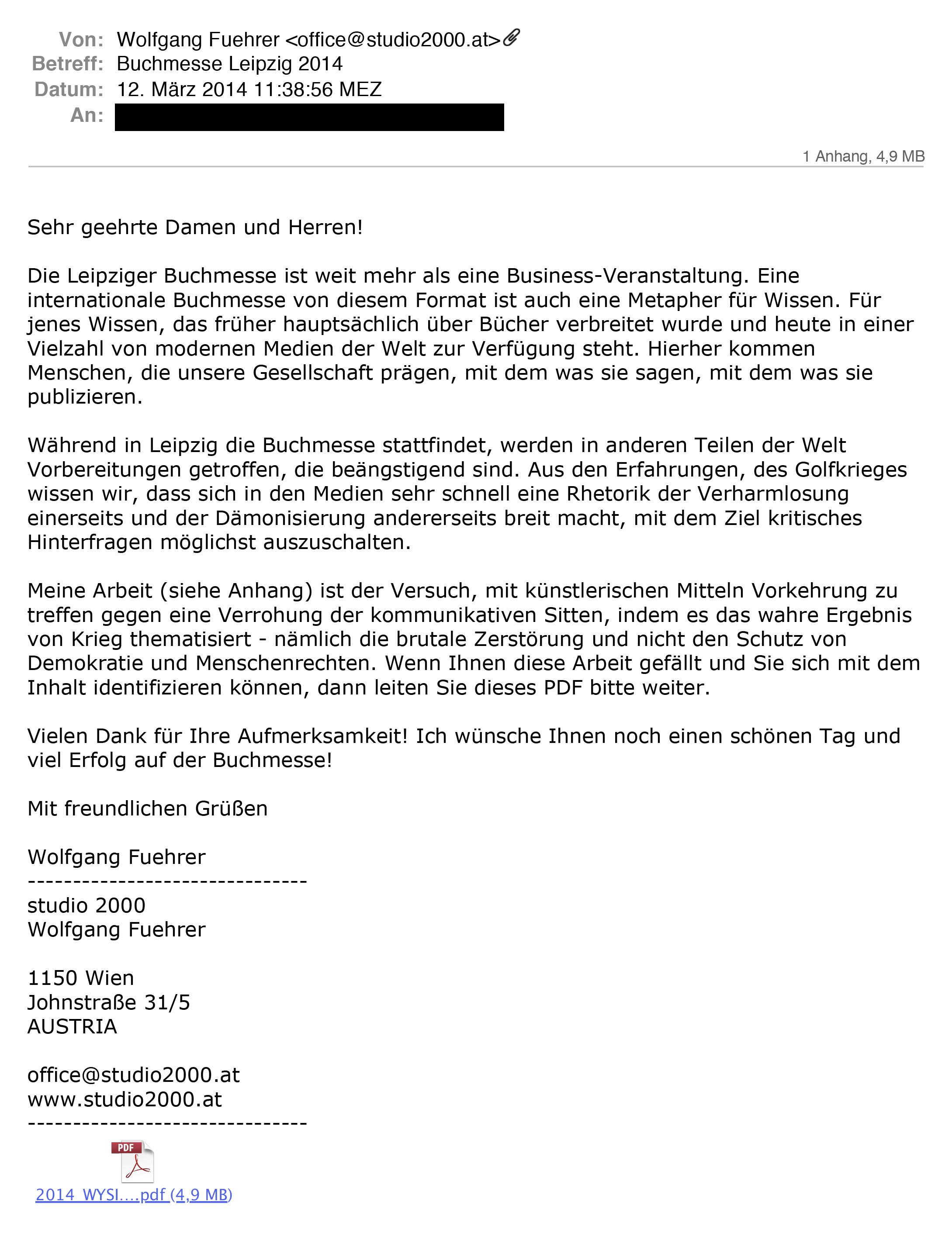 Mail_WYSIWYG_Buchmesse Leipzig 2014